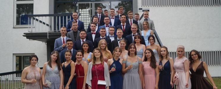 Abitur 2019 – Akademische Feier in der Herz-Jesu-Kirche in Hüttenfeld
