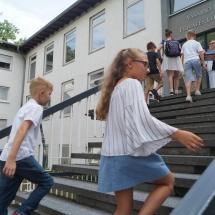 2019-2020 mokslo metų pradžios šventės akimirkos (Foto: M. D. Schmidt)
