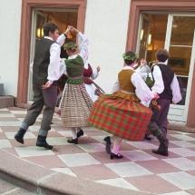 Lampertheimo verslininkų pobūvis (Foto: I.Sattler, A.Ručienė)