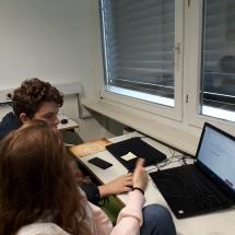 Mit dem Selbsterkundungstool zum passenden Studium und Beruf (Foto: Dr. G. Hoffmann)