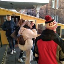 Zu Gast bei unserer Partnerschule in Kaunas - Erste Eindrücke und Informationen (Foto: J. Zorn)