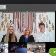 Virtualus pasaulio lietuvių vaikų festivalis (Foto: R. Lendraitis)