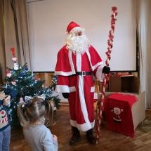 Kalėdų šventė šeštadieninėje mokykloje (Foto: I. Grikšaitė-Lendraitienė)