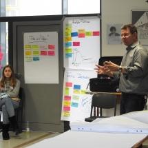 Selbstvertrauen, Begeisterungsfähigkeit und Überzeugungskraft - Präsentieren im digitalen Zeitalter (Foto: Dr. G. Hoffmann)
