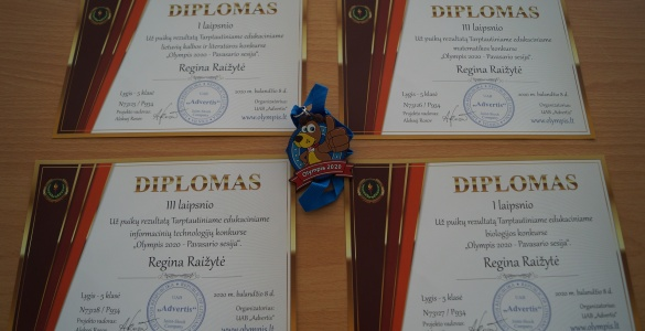 Hervorragende Ergebnisse beim internationalen Bildungswettbewerb
