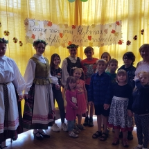 Šeštadieninės mokyklos atidarymas (Foto: I. Sattler)