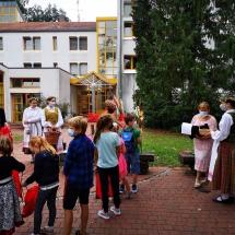 Šeštadieninės mokyklos atidarymas (Foto: I.G. Lendraitienė)