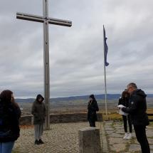 Pasiruošimas Sutvirtinimo sakramentui Jackobsberg vienuolyne (Foto: D. Kriščiūnienė)