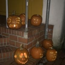 Helovino šventė (Foto: V. Guželytė)