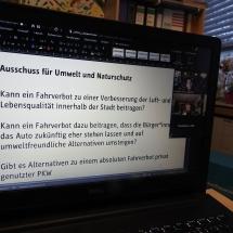 Werde aktiv! - Planspiel und Workshop zur Kommunalen Selbstverwaltung (Foto: Dr. G. Hoffmann)