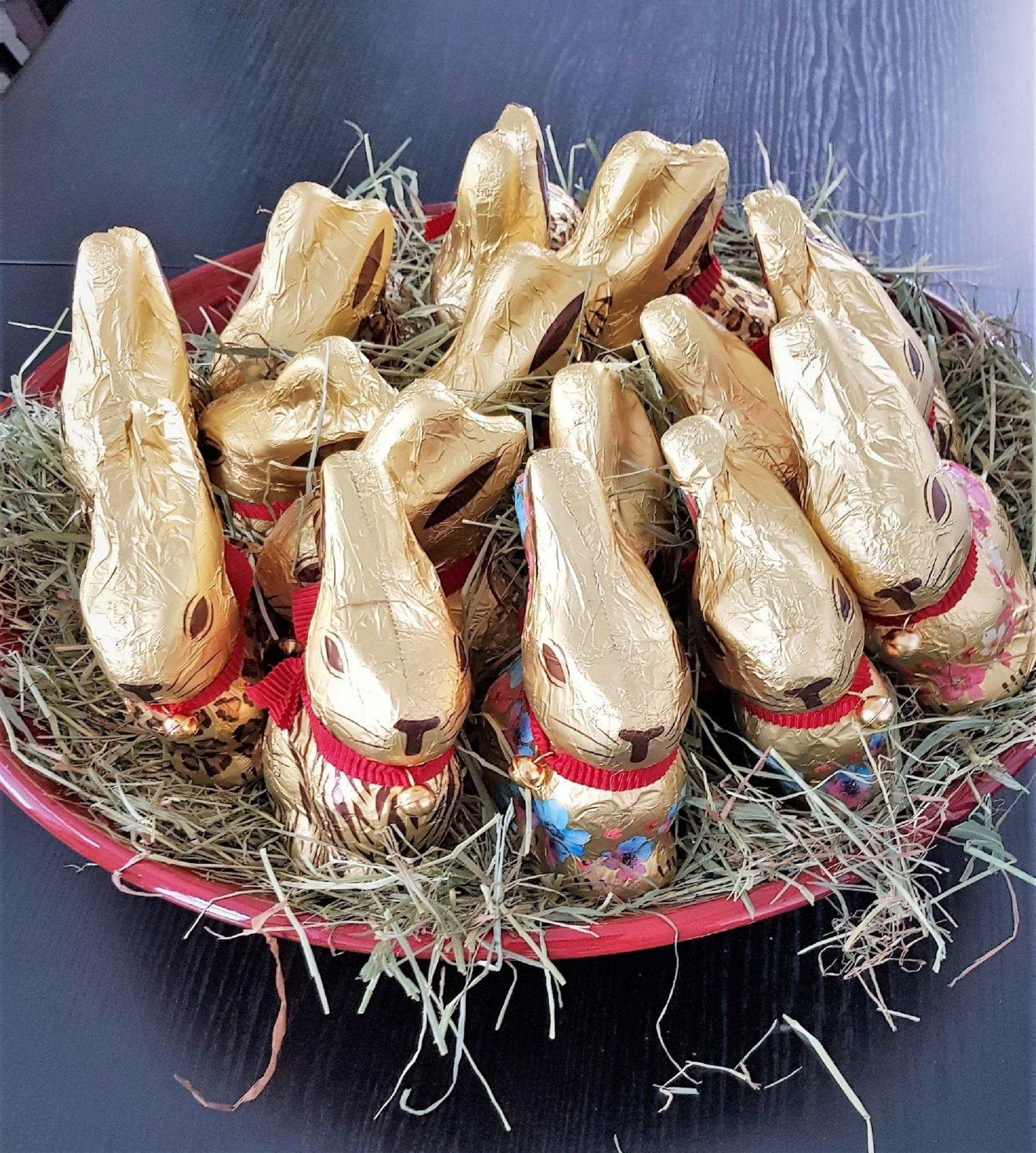 Frohes Osterfest wünscht die Gemeinschaft des Litauischen Gymnasiums!