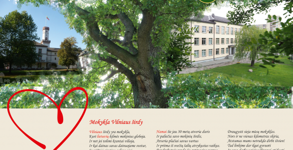 Glückwünsche an das Litauerhaus-Vilnius