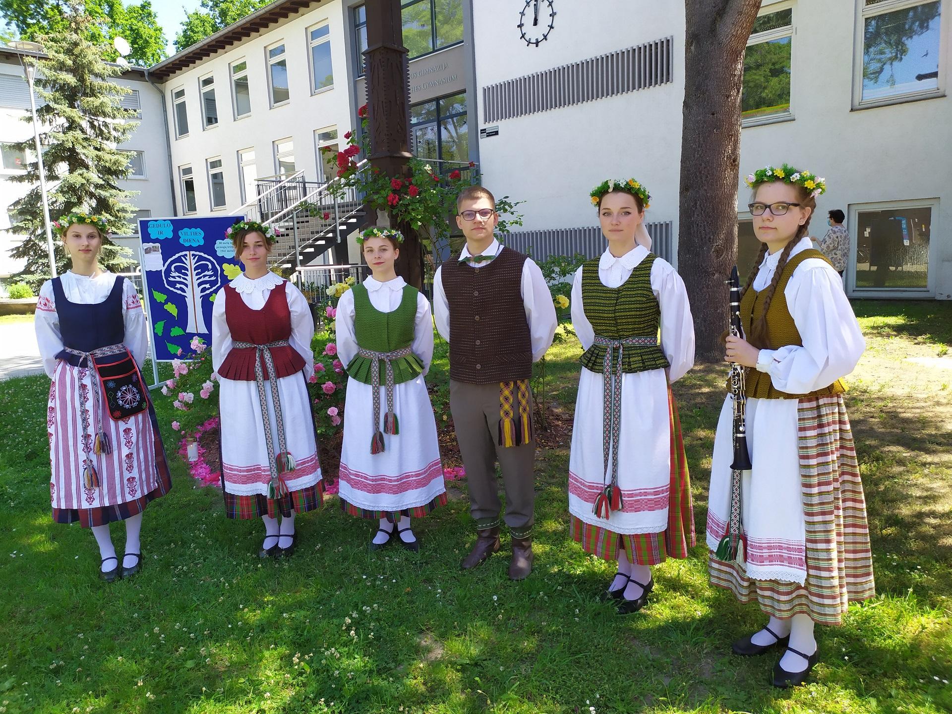 Zum 80. Jahrestag des Beginns der Deportationen in Litauen