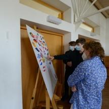 Europaprojekttag der Schulen 2021 (Foto: Justinas G.)