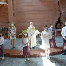 Sakramentų teikimo šventė (Foto: D. Kriščiūnienė)