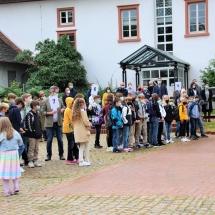 Das Fest zum Schulanfang 2021/2022 (Foto: P. Wohninsland)