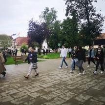 2021/2022 mokslo metų pradžios šventė (Foto: I. G. Lendraitienė)