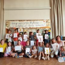 Šeštadieninės mokyklos atidarymas (Foto: D. Kriščiūnienė)